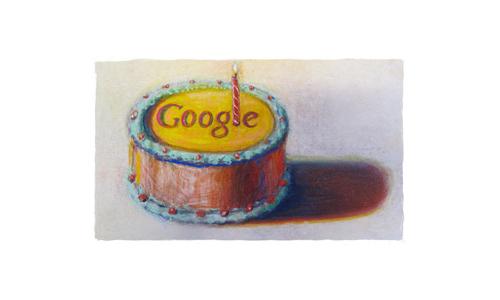 Гугъл празнува 12-тия си рожден ден