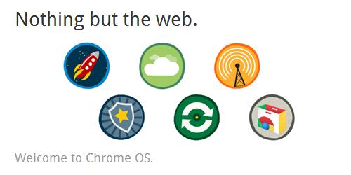 Операционната система на Google