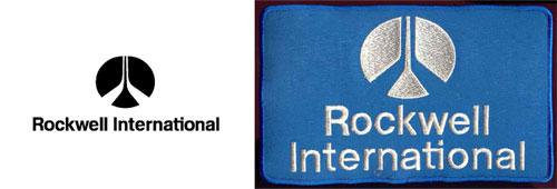 Логото на Рокуел Интернашънъл