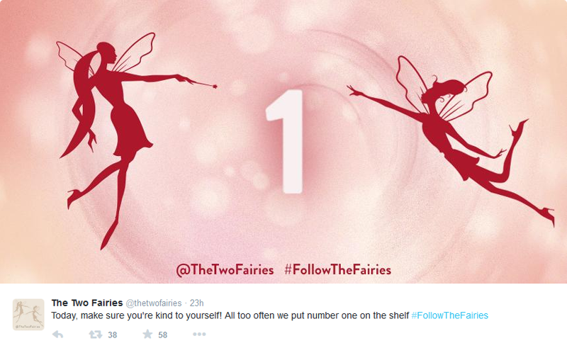 #FollowThe Fairies